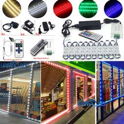 10ft ~ 500ft 5050 SMD 3 LED Module STORE WINDOW Light Kitche