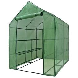 3 Tier Walk-in Greenhouse - Good Planter Container Indoor Ou