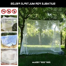 Camping Mosquito Net Large White Outdoor Storage Insect Tent