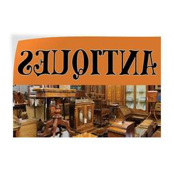 Decal Stickers Antiques Outdoor Advertising Printing Vinyl S
