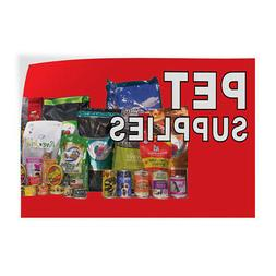 Decal Stickers Pet Supplies Outdoor Advertising Printing Vin
