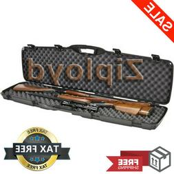 Double Carry Rifle Hard Case Foam Padded Sports Outdoors 2 G