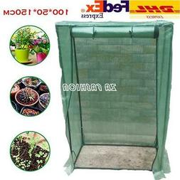Garden Greenhouse Cover Outdoor House Shed Storage Portable