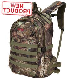 Hunting Backpack Mossy Oak Camo Hydration Compatible Roomy S