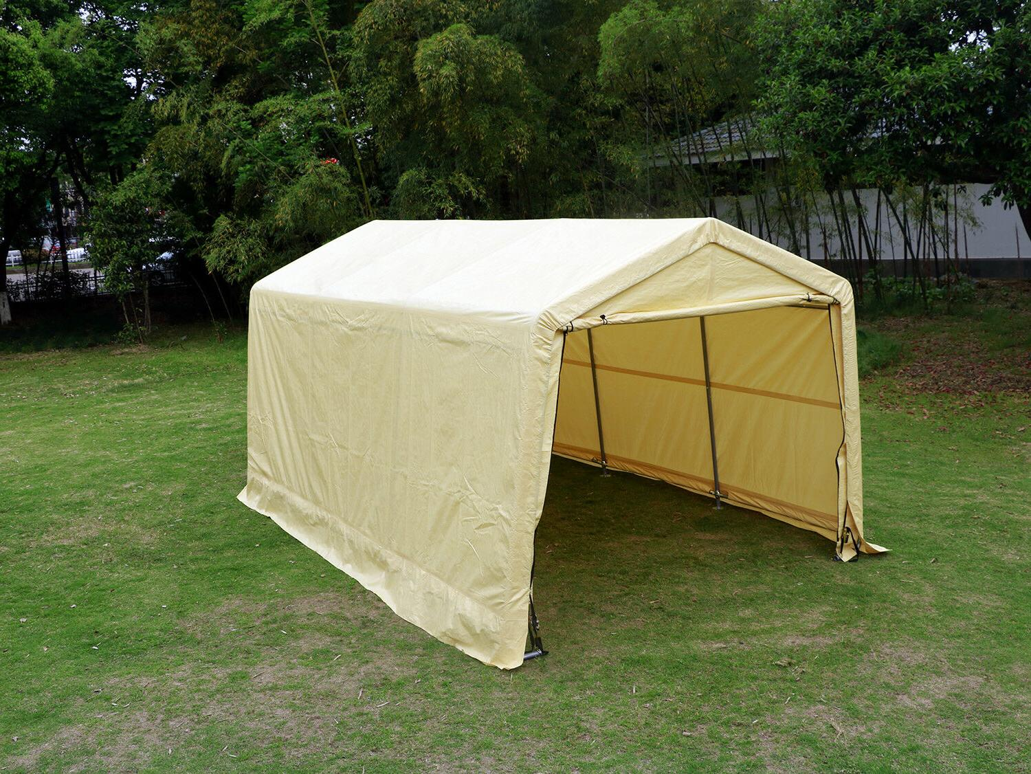 10/15Ft Outdoor Portable Tent Storage