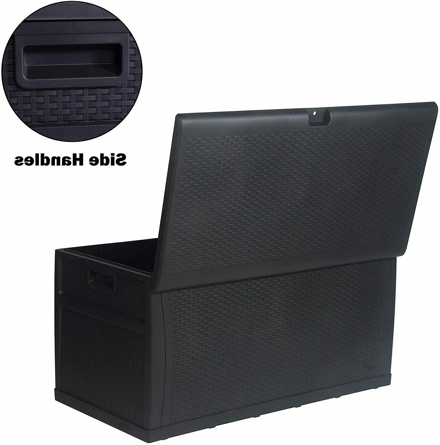 120 Effect Cabinet Outdoor Bench Cushion Box