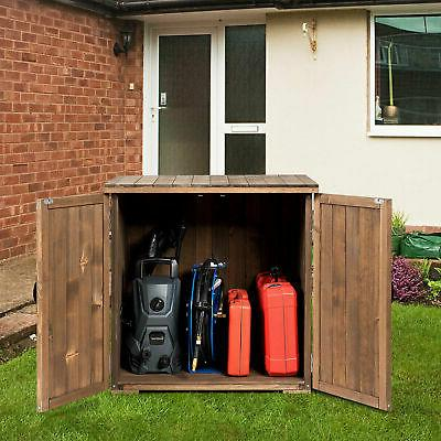 Outdoor Storage Cabinet for