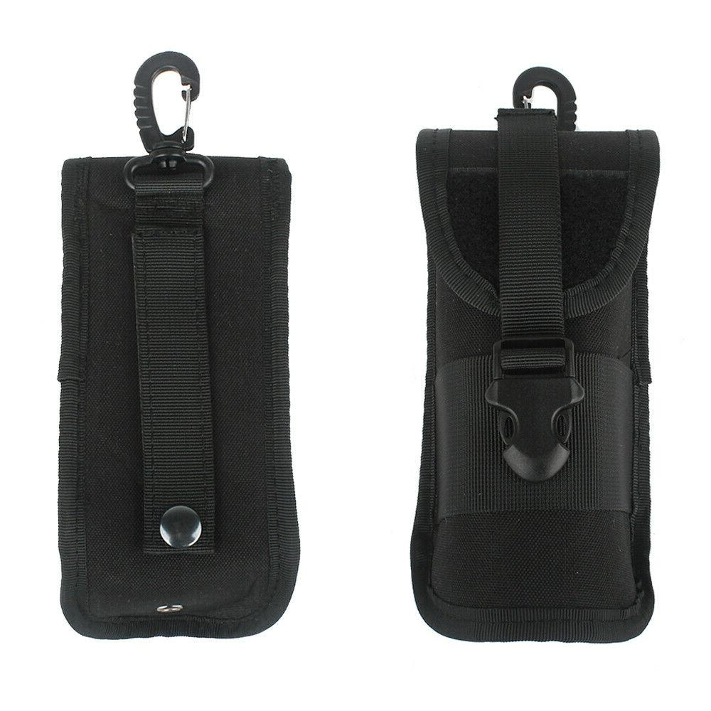 Anti-Shock Glasses Case Tactical Portable Hanging Storage Pouches
