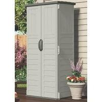 Suncast Corporation Shed Tool Vertical 22 Cubic Ft BMS1250