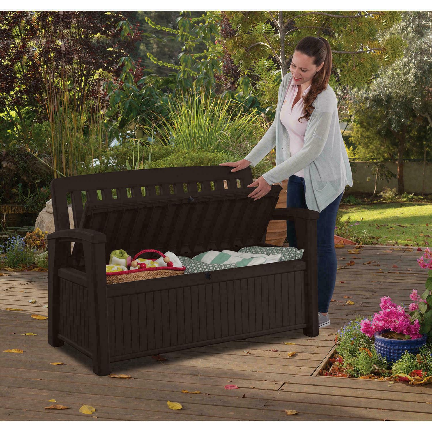 All-Weather Patio Bench