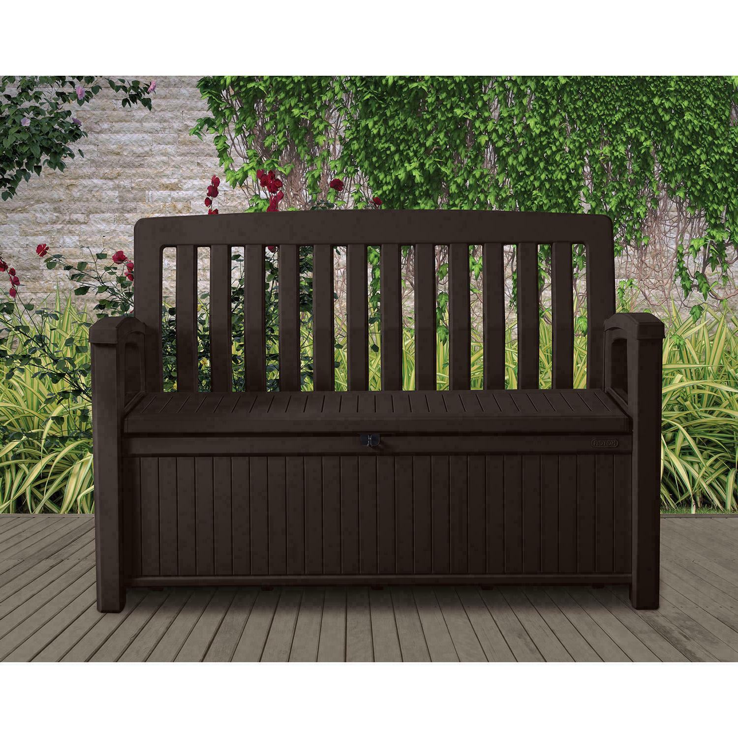 deck box 60 gallon all weather outdoor