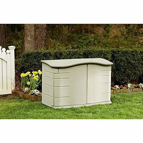 Rubbermaid Small Weather Storage...