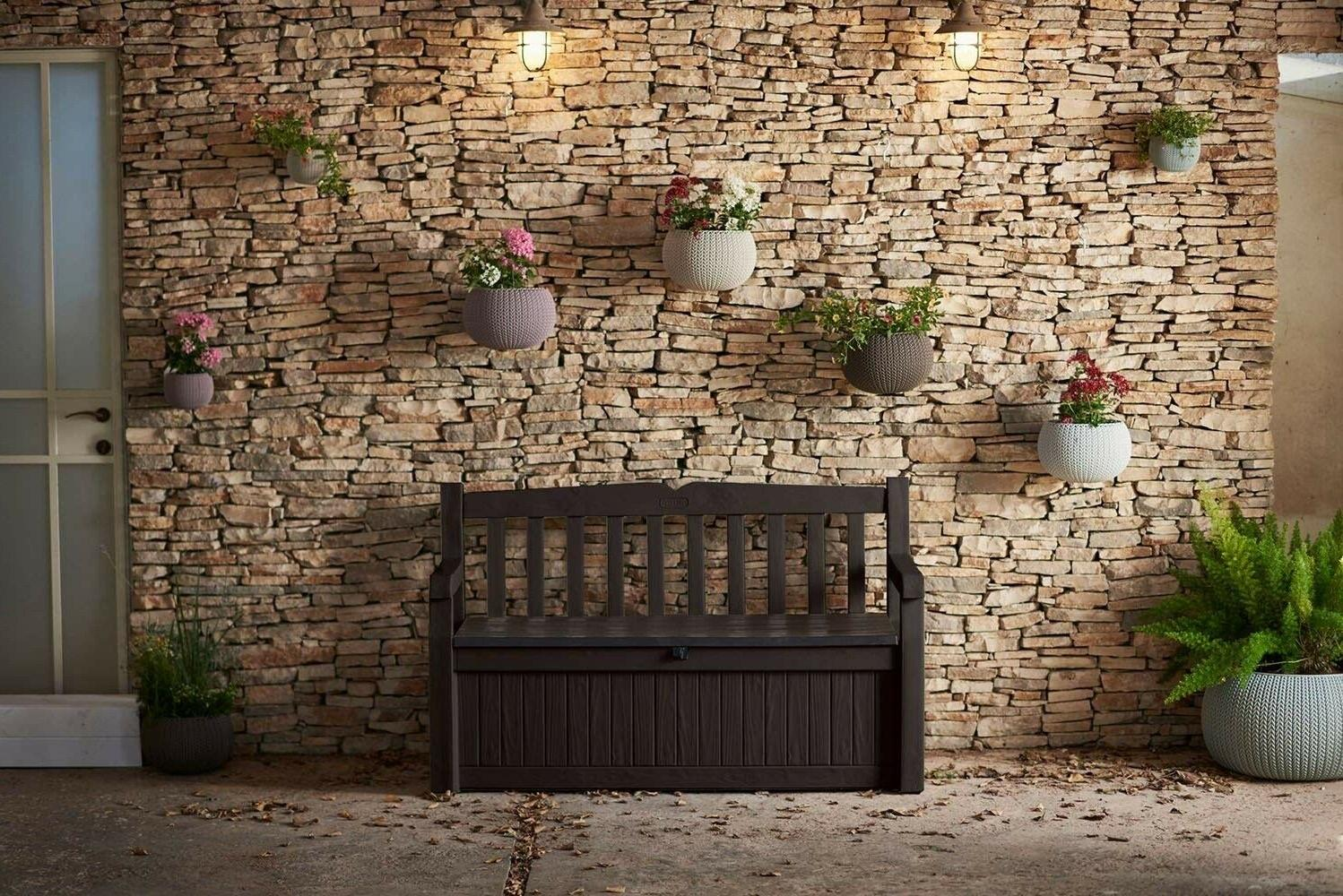 Keter for Decor and Simple&Quick Set Up-NO