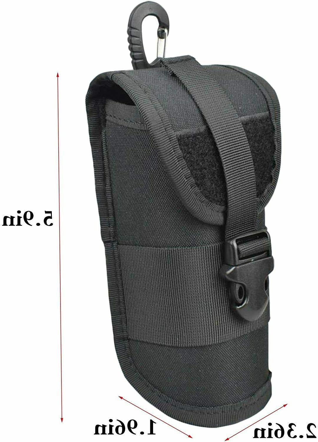 Outdoor Tactical Hunting Sunglasses Case Pouch Storage