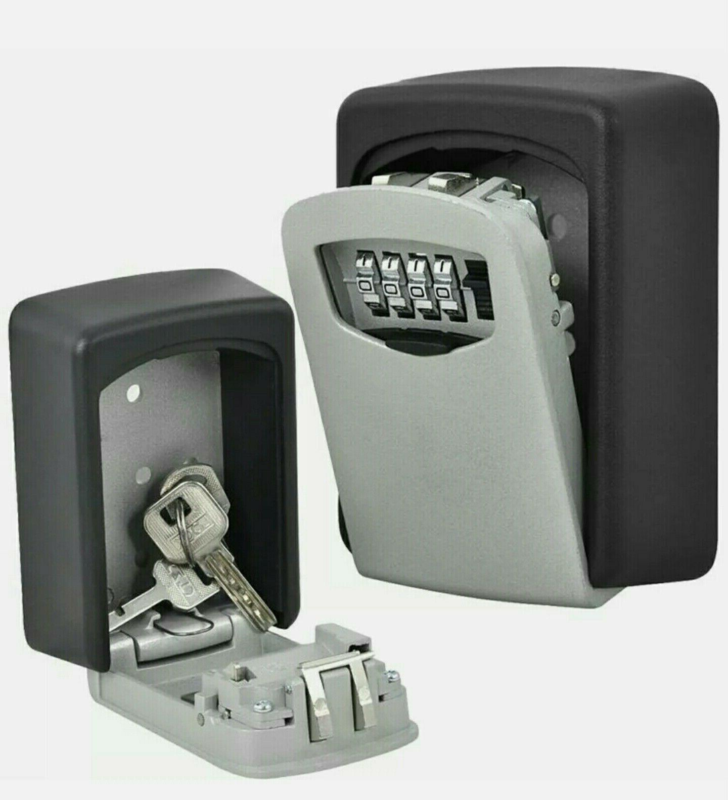 Outdoor Safe Key Lock with 4 Digit Security Code