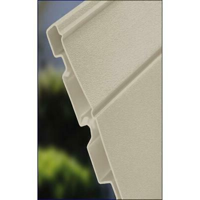 Rubbermaid 2 ft. x 4 in. Dent-Weather-Resistant