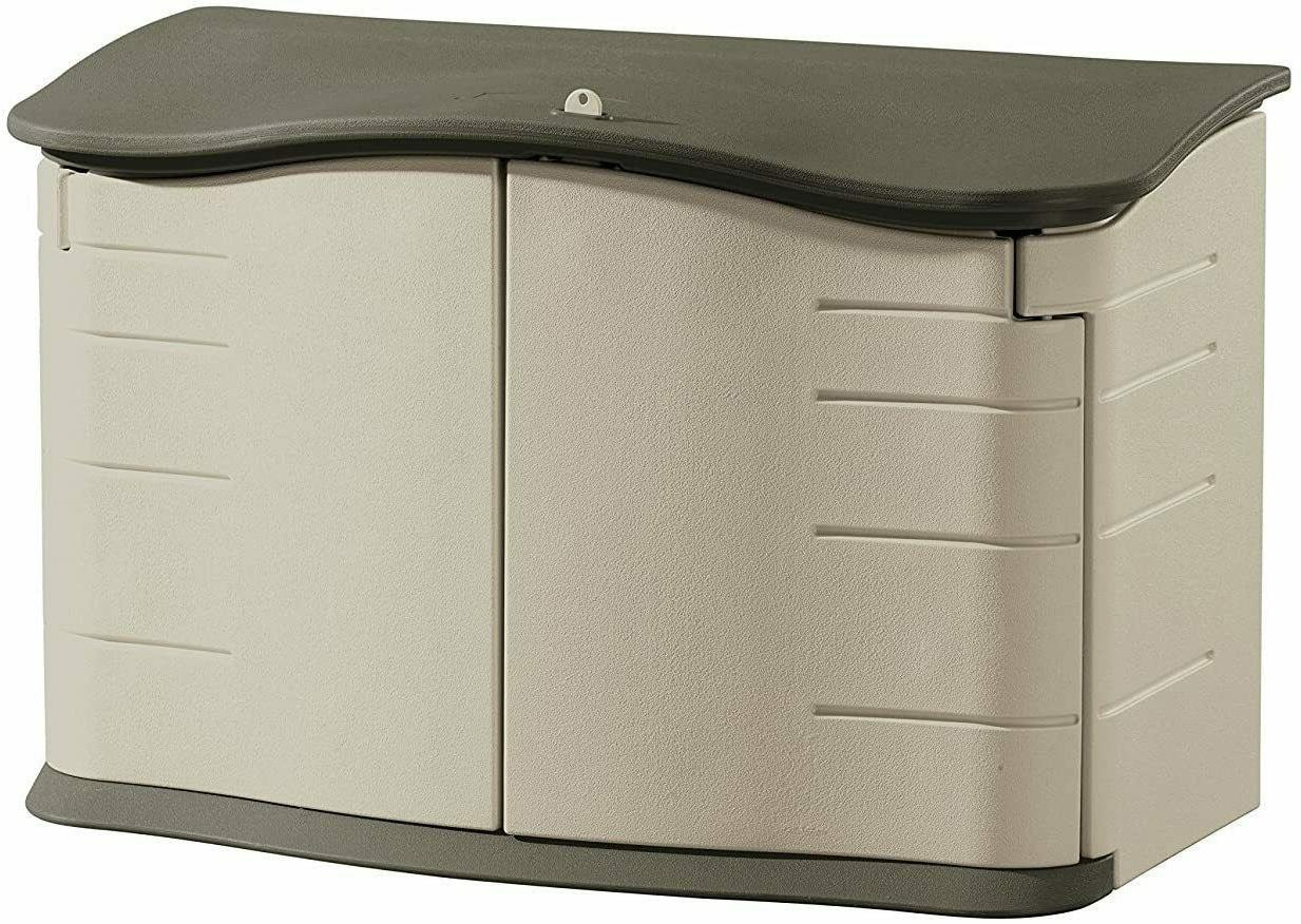 Rubbermaid for Frame Easy Set Above Ground