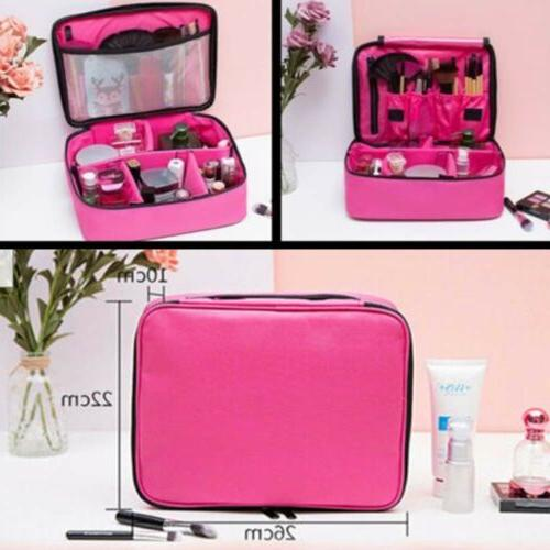 Pink Case Travel Outdoor Hanging Pouch Storage
