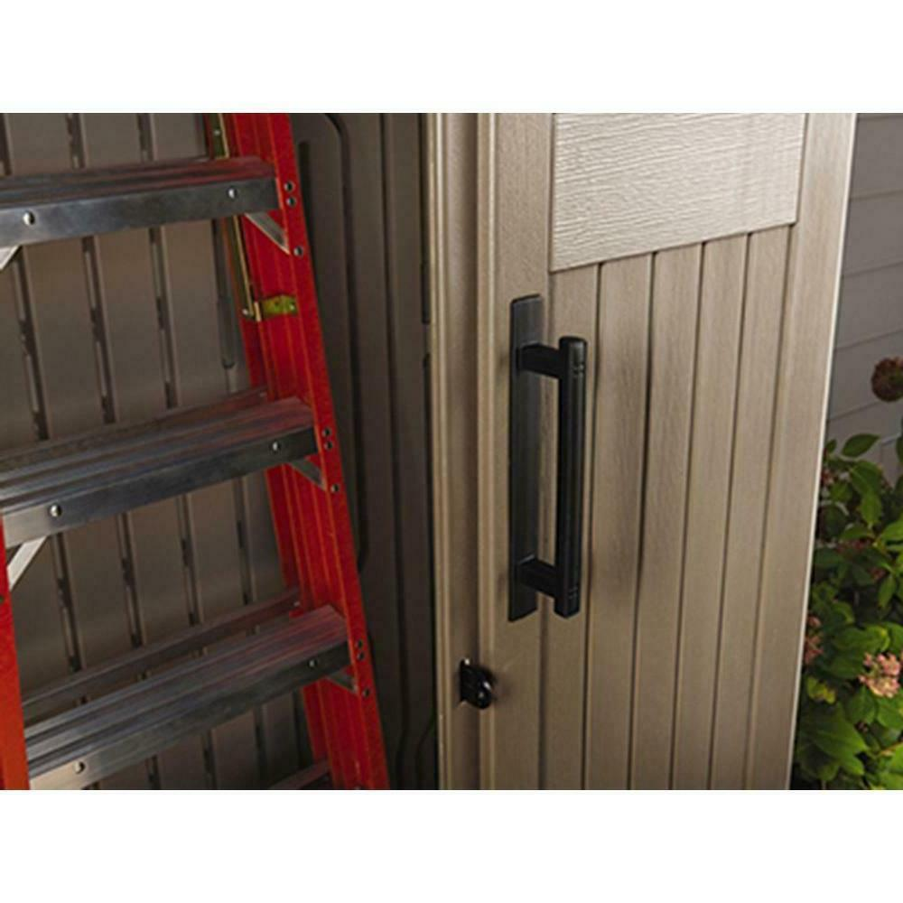 Rubbermaid Shed Large Tools Outdoor
