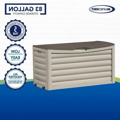 Storage Deck Box For Organiser Gal