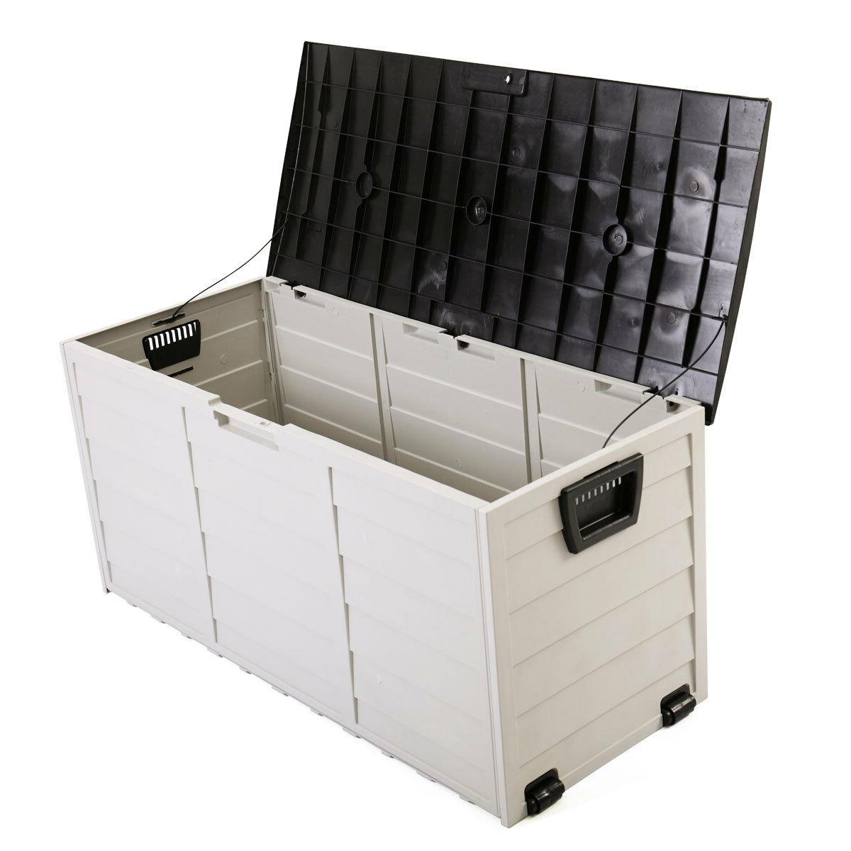 Tool Outdoor Shed Storage Patio Backyard Deck Cabinet