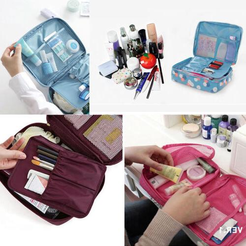 Travel Cosmetic Make Bag Pouch Case Organizer