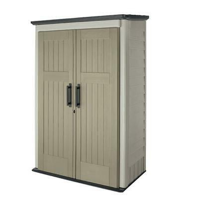 outdoor storage shed 2 ft 6 in