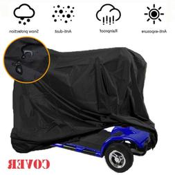Mobility Scooter Storage Cover Wheelchair Waterproof Rainpro