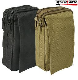 Outdoor Tactical Molle Bag Cell Phone Storage Bag Sundries T
