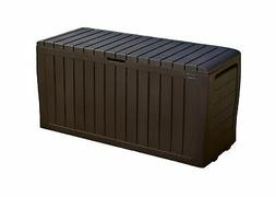 Pool Supply Sotrage Deck Toy Box Waterproof Chemical Compart