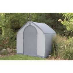 Portable Storage House Shed XL 6 ft. x 6 ft. Polyester Weath