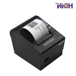 Hoin POS Receipt Printer 250mm/sec USB 80mm Thermal Dot Auto