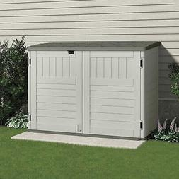 SUNCAST BMS4700 Outdoor Storage Shed,70-1/2inWx44-1/4inD