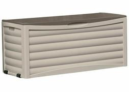 Storage Deck Box Outdoor Container Bin Chest Patio Suncast 1