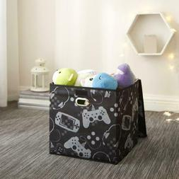 Urban Gaming Storage cube with Divider for Games and Remotes